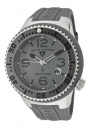 Swiss Legend Neptune 21848D Watch Watches - :21848P-014 Grey Rubber / Grey Dial