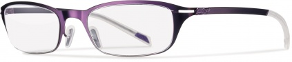 Smith Optics Camby Eyeglasses Eyeglasses - Matte Violet H2L