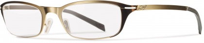 Smith Optics Camby Eyeglasses Eyeglasses - Copper Gold 03O