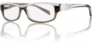 Smith Optics Tiptoe Eyeglasses Eyeglasses - White Smoke