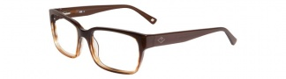JOE Eyeglasses JOE 4018 Eyeglasses Eyeglasses - Brown Fade