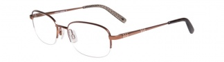 Joseph Abboud JA4021 Eyeglasses Eyeglasses - Brown 