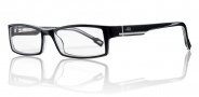 Smith Optics Intersection Eyeglasses Eyeglasses - Black White L91