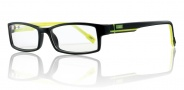 Smith Optics Intersection Eyeglasses Eyeglasses - Matte Black Neon HO9