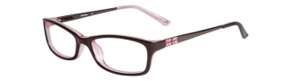Bebe BB 5044 Eyeglasses Eyeglasses - Brown Rose