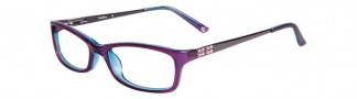 Bebe BB 5044 Eyeglasses Eyeglasses - Purple Crystal