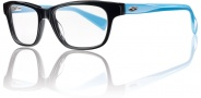 Smith Optics Flashback Eyeglasses Eyeglasses - Black Cyan OY4