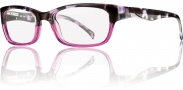 Smith Optics Heartbreak Eyeglasses Eyeglasses - Violet Split M50