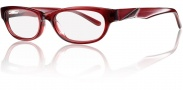 Smith Optics Accolade Eyeglasses Eyeglasses - Burgundy VC9