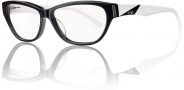Smith Optics Rockaway Eyeglasses Eyeglasses - Black White VXO