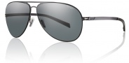Smith Optics Ridgeway Sunglasses Sunglasses -  Gunmetal / Polarized Gray