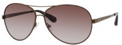 Marc by Marc Jacobs MMJ 184/S/STS Sunglasses Sunglasses - 0Q4G Brown (CC Brown Gradient Lens)