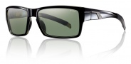 Smith Optics Outlier Sunglasses Sunglasses - Black / Polarized Gray Green