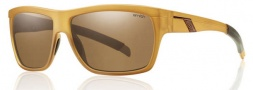 Smith Optics Mastermind Sunglasses Sunglasses - Matte Honey / Brown