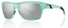 Smith Optics Mastermind Sunglasses Sunglasses - Sea Glass / Platinum