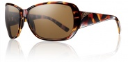 Smith Optics Hemline Sunglasses Sunglasses - Vintage Tortoise / Polarized Brown