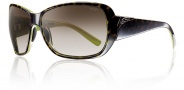 Smith Optics Hemline Sunglasses Sunglasses - Apple Tortoise / Polarized Brown Gradient