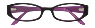 BCBGMaxazria Margo Eyeglasses Eyeglasses - BLA Black Laminate