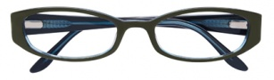 BCBGMaxazria Margo Eyeglasses Eyeglasses - OLI Olive Laminate
