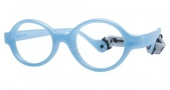 Miraflex Baby Lux Eyeglasses Eyeglasses - EP - Light Blue Pearl