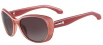 CK by Calvin Klein 3130S Sunglasses Sunglasses - 268 Antique Rose