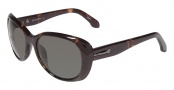 CK by Calvin Klein 3130S Sunglasses Sunglasses - 004 Havana