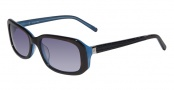 CK by Calvin Klein 4148S Sunglasses Sunglasses - 262 Havana / Blue