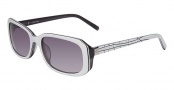 CK by Calvin Klein 4148S Sunglasses Sunglasses - 314 White / Black