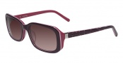 CK by Calvin Klein 4148S Sunglasses Sunglasses - 324 Wine