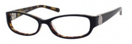 Juicy Couture Juicy 120 Eyeglasses Eyeglasses - 0CW6 Black Tortoise