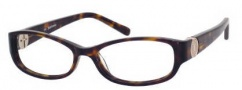 Juicy Couture Juicy 120 Eyeglasses Eyeglasses - 0086 Dark Havana