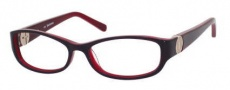 Juicy Couture Juicy 120 Eyeglasses Eyeglasses - 0FX2 Tortoise Red
