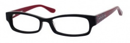 Juicy Couture Juicy 121/F Eyeglasses Eyeglasses - 0807 Black