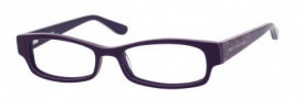 Juicy Couture Juicy 121/F Eyeglasses Eyeglasses - 0RH6 Eggplant