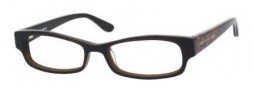 Juicy Couture Juicy 121/F Eyeglasses Eyeglasses - 0FFE Transparent Brown
