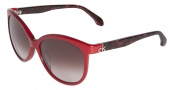CK by Calvin Klein 4183S Sunglasses Sunglasses - 367 Red / Red Tortoise
