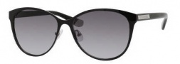 Juicy Couture Juicy 535/S Sunglasses Sunglasses - 0006 Black Silver (Y7 gray gradient lens)