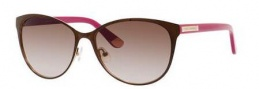 Juicy Couture Juicy 535/S Sunglasses Sunglasses - 01N1 Ginger Glaze (Y6 brown gradient lens)