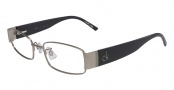 CK by Calvin Klein 5255 Eyeglasses Eyeglasses - 028 Silver 