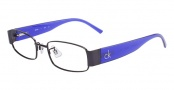 CK by Calvin Klein 5255 Eyeglasses Eyeglasses - 412 Blue 