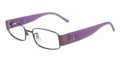 CK by Calvin Klein 5255 Eyeglasses Eyeglasses - 539 Orchid 