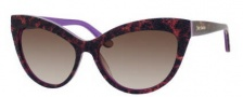 Juicy Couture Juicy 539/S Sunglasses Sunglasses - 01F9 Tortoise Satin Gray (Y6 brown gradient lens)