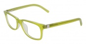 CK by Calvin Klein 5647 Eyeglasses Eyeglasses - 329 Lime Green
