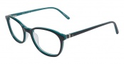CK by Calvin Klein 5649 Eyeglasses Eyeglasses - 404 Blue Green