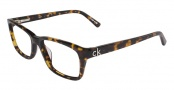 CK by Calvin Klein 5650 Eyeglasses  Eyeglasses - 214 Havana