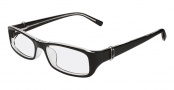 CK by Calvin Klein 5664 Eyeglasses Eyeglasses - 003 Black Crystal