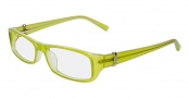 CK by Calvin Klein 5664 Eyeglasses Eyeglasses - 329 Lime Green