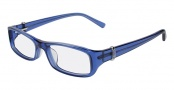 CK by Calvin Klein 5664 Eyeglasses Eyeglasses - 412 Blue