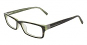 CK by Calvin Klein 5674 Eyeglasses Eyeglasses - 217 Tortoise Green 