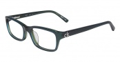 CK by Calvin Klein 5691 Eyeglasses Eyeglasses - 404 Blue Green